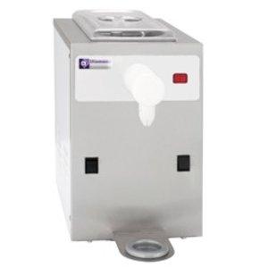 Diamond Cream Machine - 150liter / h - 5 Liter - Edelstahl