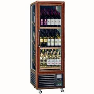 Diamond Wine Climate Cabinet - Interior - 340 Liter - three levels - 594x615x (H) 1810mm