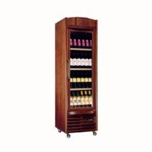 Diamond Wine Climate Cabinet - Binnenverlichting.- 340 Liter - three special grids - 574x661x (H) 1987 mm