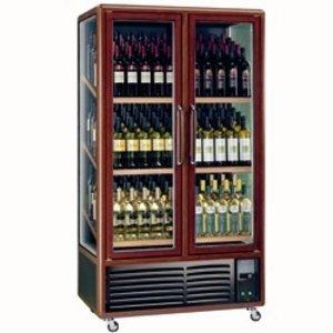 Diamond Wijnklimaatkast - 680 Liter - Binnenverlichting.- Dubbele Schuifdeuren - 1000x615x(H)1810mm