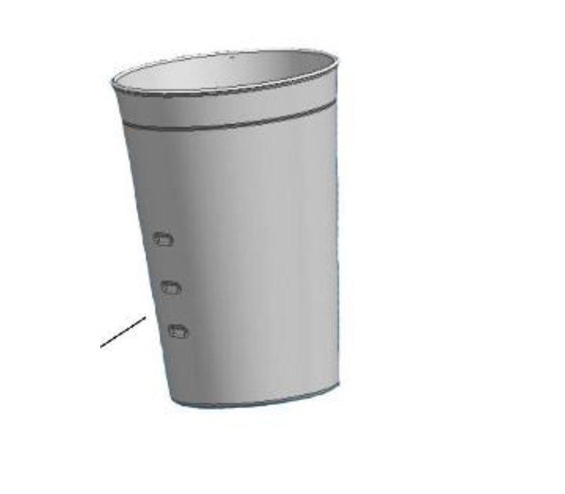 Bartscher Zusätzliche Gießt für den Barmixer / Milk Shaker - Basic - 0,7 Liter