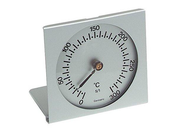 Emga Backofen Thermometer - Max 300 ° C - Aluminium - 7,5 cm