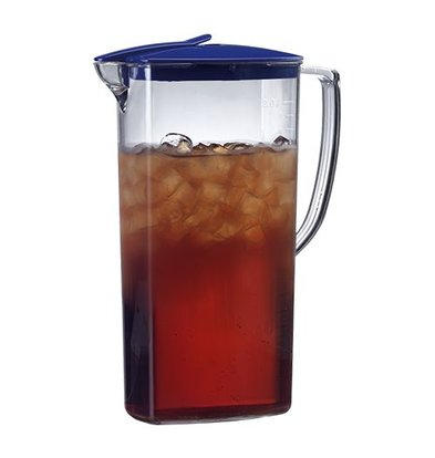 Emga jug | 2 Liter | polycarbonate | Automatically Closing Lid | height 27cm