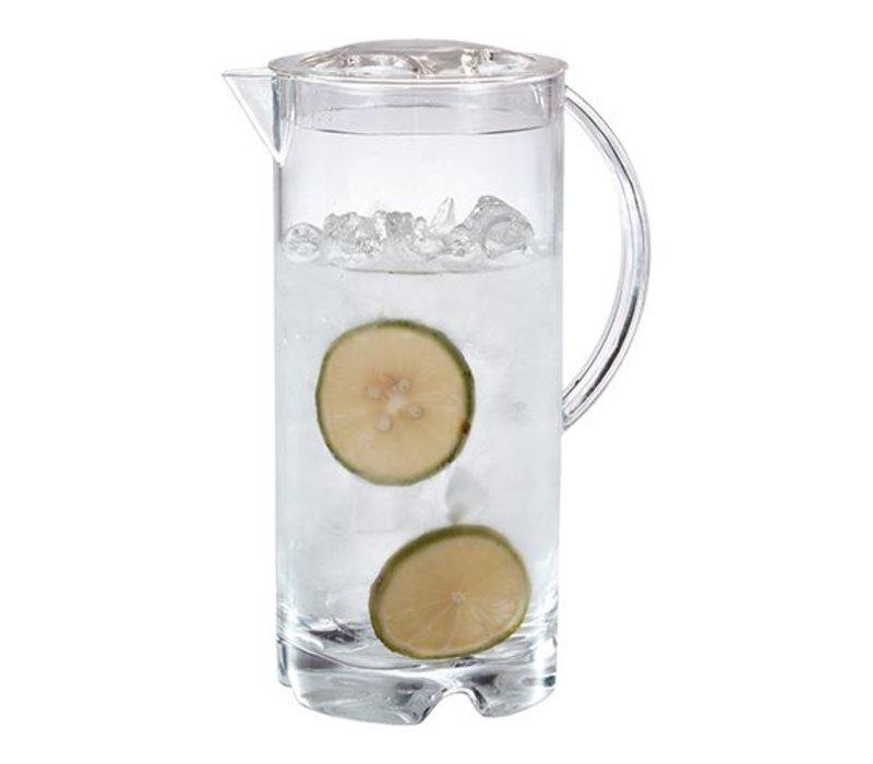 Emga Jug | 2 Liter | Polycarbonate | With transparent lid | Height 26cm