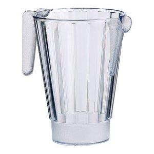 Emga Schenkkan | 1,5 Liter | Polycarbonaat | Stapelbaar | Ø135x(H)200mm