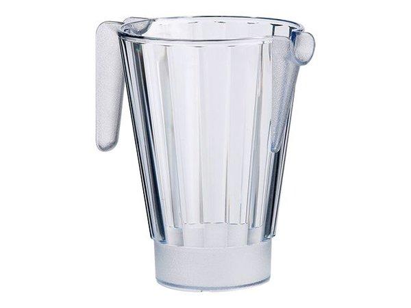 Emga Schenkkan   1,5 Liter   Polycarbonaat   Stapelbaar   Ø135x(H)200mm