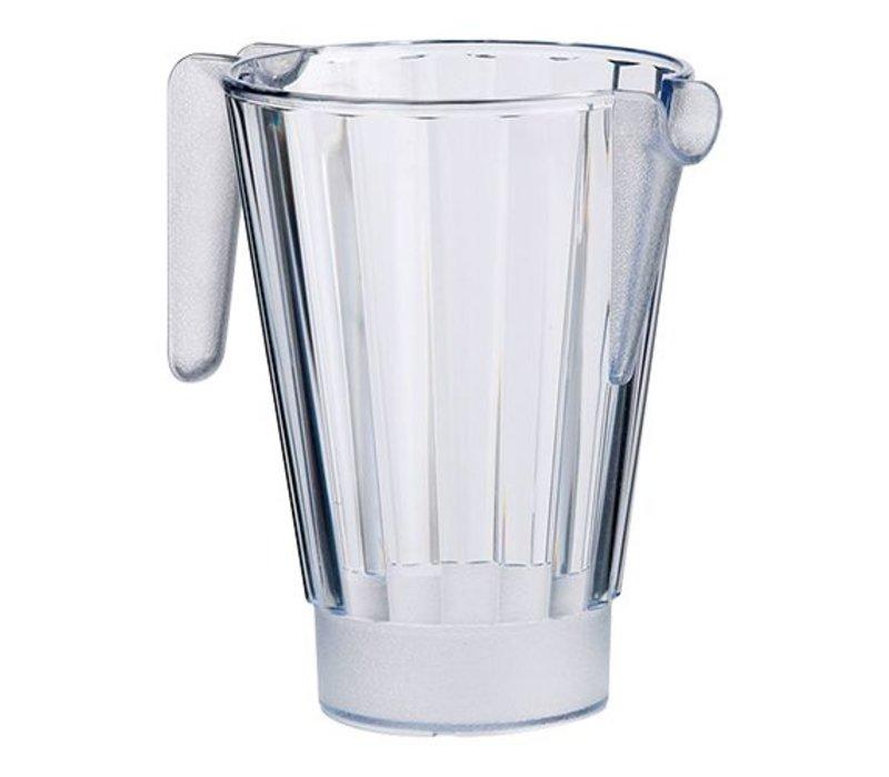 Emga Deksel voor Schenkkan 1,5 liter | Polycarbonaat | Stapelbaar | Ø135mm