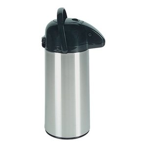 XXLselect With pump - stainless steel - rotating base - 2.2 liters