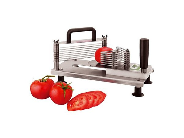 XXLselect Tomato Cutter - Stainless steel - Type compact