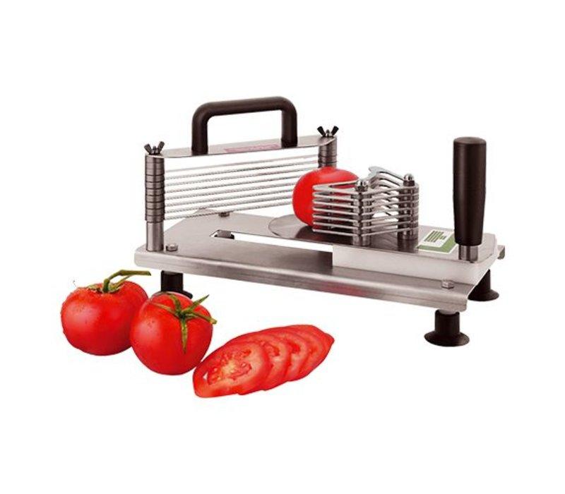 XXLselect Tomatensnijder - RVS - Type compact