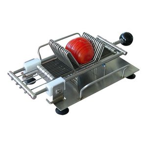 XXLselect Tomato Cutter - Stainless steel - Type tranches