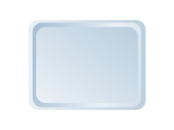 XXLselect Dienblad Horeca | Melamine Laminaat | Krasvrij | Peper Motief | 1/1 GN | 530x325mm
