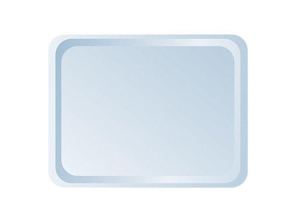 XXLselect Hospitality Tray   melamine laminate   Scratch free   Pepper Motif   1/1 GN   530x325mm