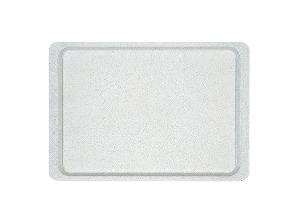 XXLselect Catering Tray | Fiberglass Reinforced Polyester | Alu Design | Keystone | 480x340mm