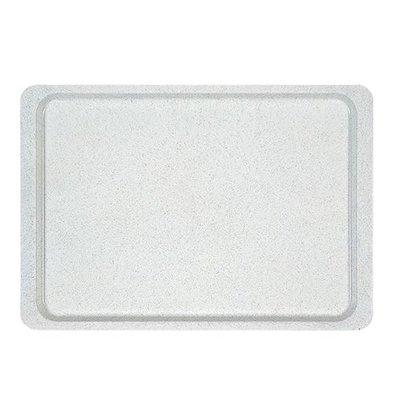 Roltex Catering Tablett | Glasfaserverstärkte Polyester | stoßfest | 1/2 GN | 265x325mm