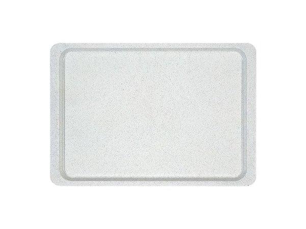 XXLselect Horeca Dienblad | Polyester Glasvezel Versterkt | Schokvast | 1/2 GN | 265x325mm