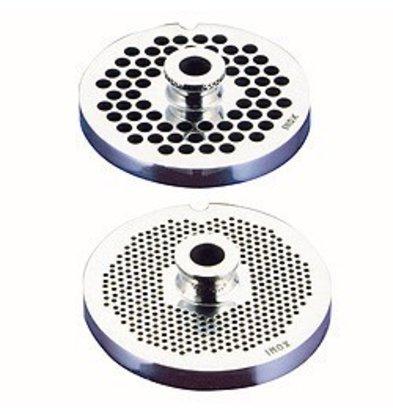 Diamond Grid gehaktmomlen 8mm TS12
