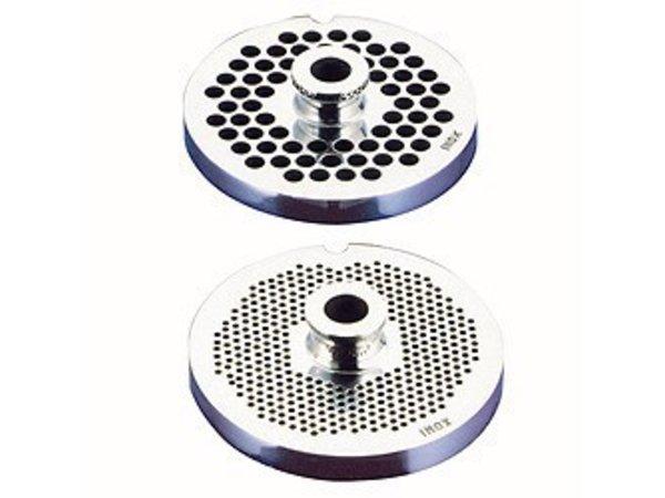 Diamond Grid gehaktmomlen 6mm-TS12