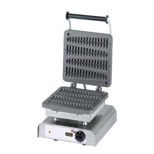 Neumarker Lolly Waffel - Waffeln auf Stick - 4 Stück - Permanent Records - 300x320X (H) 300 mm - 2200W