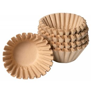 Bartscher Contesa Coffee Filters 250 pieces