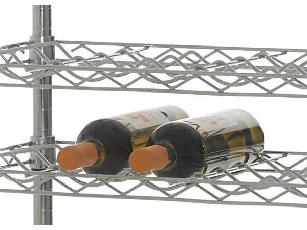 XXLselect Wijnrek Professioneel   Wijnstelling 14 niveaus- Presentatie - 168 flessen - 75cl