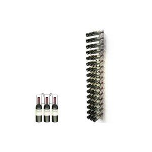 XXLselect WijnFlessenrek Presentation 48 bottles - 16 levels - 75cl
