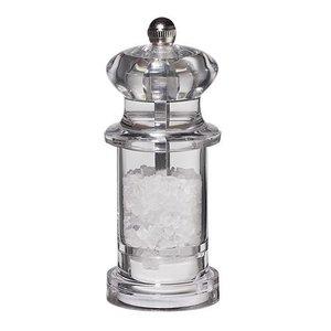 XXLselect Salzmühle - Acryl - Transparent - 11 cm