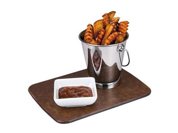 XXLselect Food Presentation Bucket RVS | Mini Round | 7cm