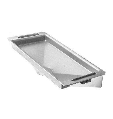 XXLselect Wasserschale / Drip DELUXE für Dyson Handtrockner (Universal) | GRAY