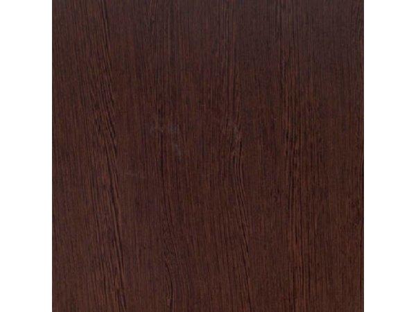Bolero Werzalit Tischplatte Wenge 70 x 70 cm