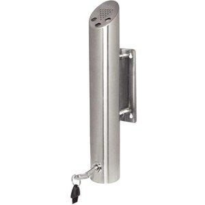 Bolero Column Hintern Wandmodel | Leicht zu entleeren | Abschließbare | 460 (H) x 75 (Ø) mm