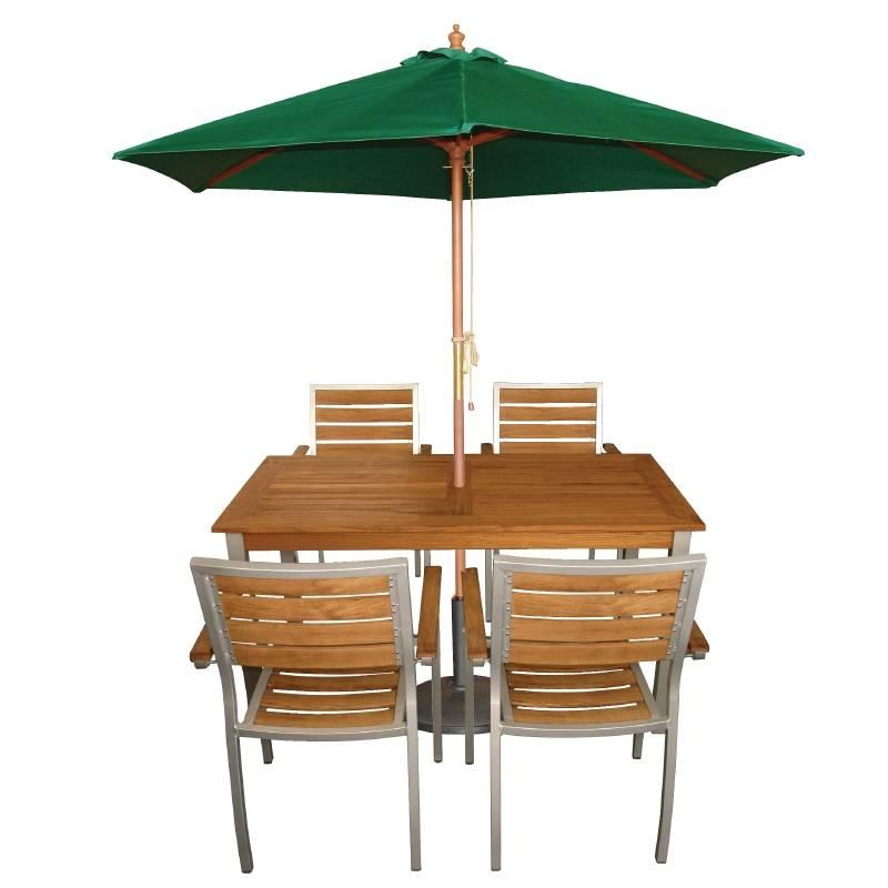bolero sonnenschirm rund mit riemenscheiben mechanismus farbe gr n 3 meter durchmesser. Black Bedroom Furniture Sets. Home Design Ideas