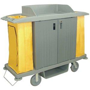Bolero Huishoudwagen, 2 x 93 Liter - Zakken