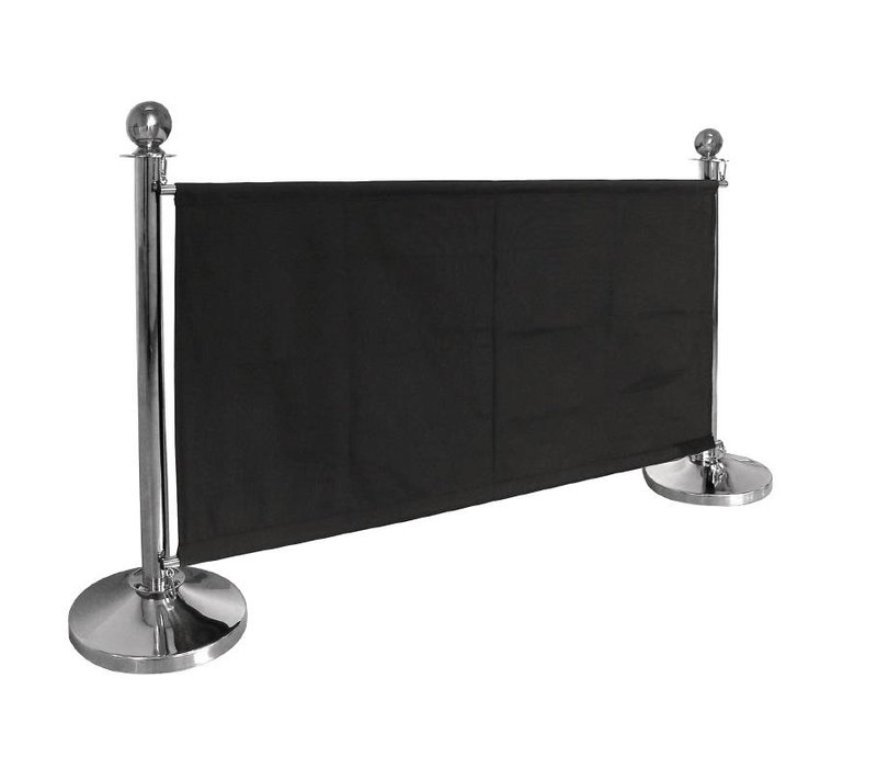 Bolero Canvas cloth outlets for marketing posts - Black