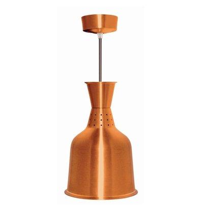 Buffalo Aluminium Warmte Lamp Brons Kleur - 250W/230V - 18,5x(h)33cm