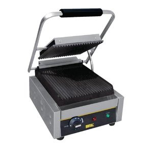Buffalo Contact Grill Budget Small - Geribbeld - 29x31x (h) 29cm - 1500W