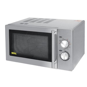 Buffalo Budget Mikrowelle & Grill 900W