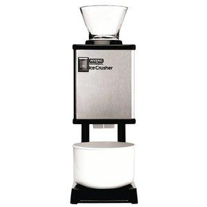Waring Commercial Ijsvergruizer - 30 kg per uur - PRO - Voorraad Container 2,4 Liter - 250x190x(H)440mm