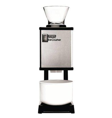 Waring Commercial IJsvergruizer IC20K - 30 kg per uur - PRO - Voorraad Container 2,4 Liter - 250x190x(H)440mm