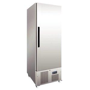 Polar Stainless steel Freezer Hospitality - 440 Liter - 68x70x (h) 195cm