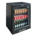 Polar Low Drinks chiller with Swing door - 100 bottles of 330ml - 130 liters - 600 (b) x535 (d) x870 (H) mm