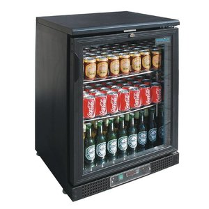 Polar Drinks chiller with low lift system - 100 bottles of 330ml - 130 liters - 600 (b) x535 (d) x870 (H) mm