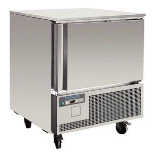 Polar Blast Chiller / Blast chiller / Quick Freezer 170 Litre - 5 x 1 / 1GN