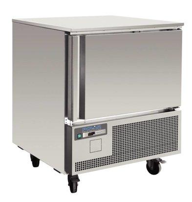 Polar Schockkühler / Schnellkühler / Schnell Gefrierschrank 170 Liter - 5 x 1/1 GN