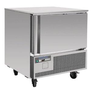 Polar Blast Chiller / Blast chiller / Quick Freezer 140 Liter - 3 x 1 / 1GN