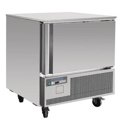 Polar Blast Chiller / Schnellkühler / Quick Gefrierschrank 140 Liter - 3 x 1 / 1GN