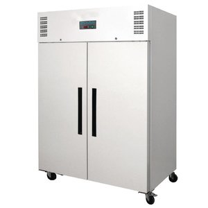 Polar Double Horeca Fridge - 1200 Liter - 134x81x (h) 200cm
