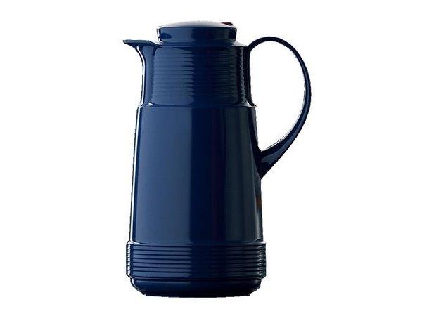XXLselect Insulated - Plastic - Glass Inner - 1 liter - Blue