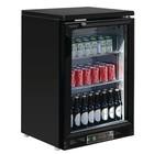 Polar Bar Fridge with Swing door - 104 bottles of 330ml - 140 liters - 600x530x (H) 920mm