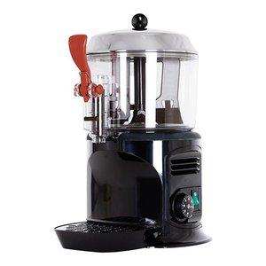XXLselect Hot Chocolate Dispenser - mit Ablasshahn + Tropfschale - 3 Litre